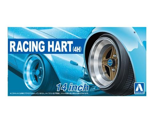 Aoshima 1/24 RACING HART(4H) 14inch