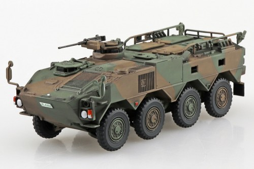 Aoshima 1/72 JGSDF Type 96 Wheeled Armored Personnel Carrier B