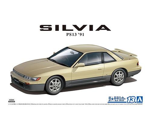 Aoshima 1/24 Nissan PS13 SILVIA K's Dia-Package'91