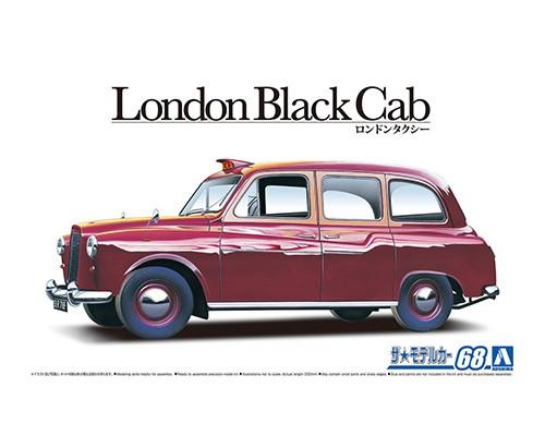 Aoshima 1/24 FX-4 London Black Cab 68