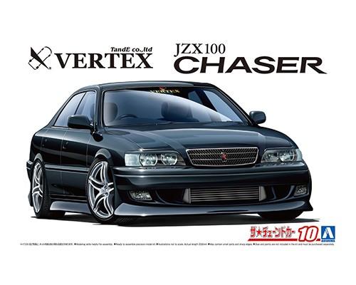 Aoshima 1/24 Toyota Vertex JZX100 Chaser Tourer V 98