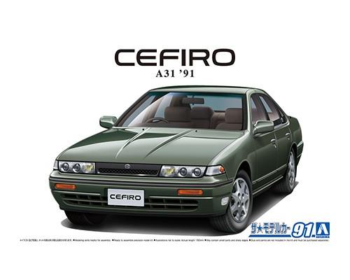 Aoshima 1/24 Nissan A31 Cefiro '91
