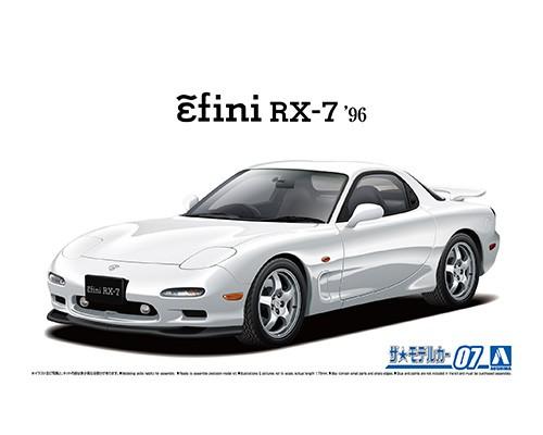 Aoshima 1/24 Mazda FD3S RX-7 '96