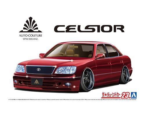 Aoshima 1/24 Auto Couture UCF21 Celsior '97 (Toyota)