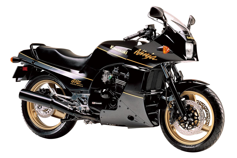 Aoshima 1/12 Kawasaki ZX900R GPz900R Ninja '02