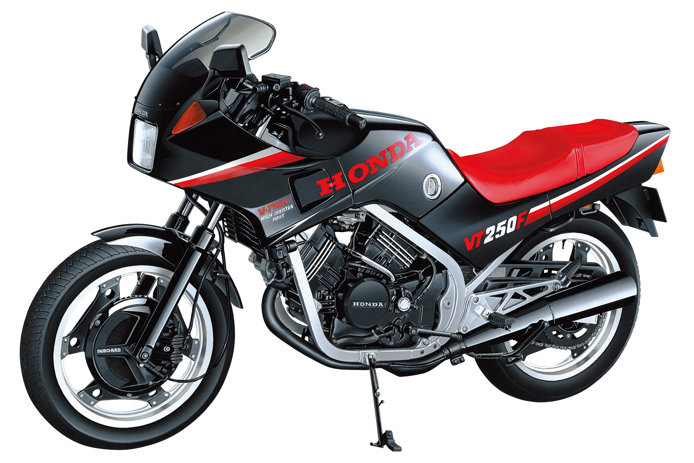 Aoshima 1/12 Honda MC08 VT250F '84