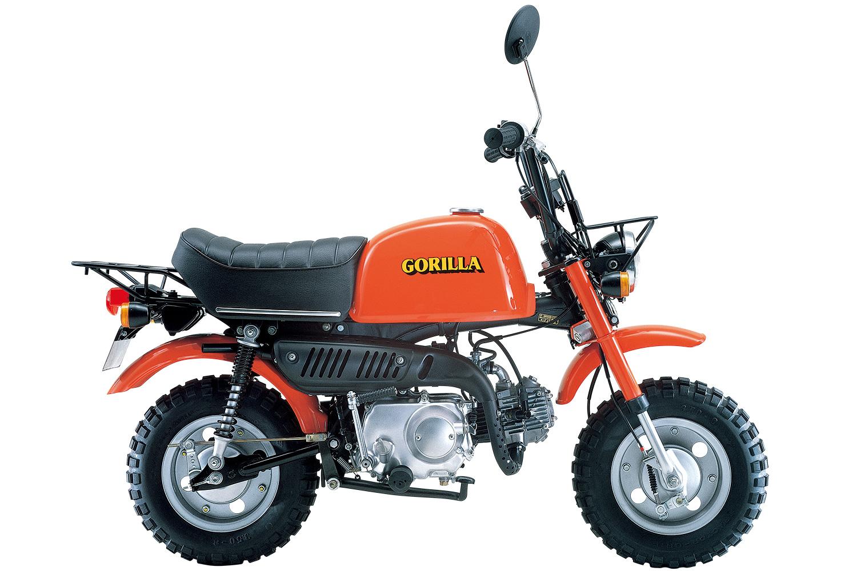 Aoshima 1/12 Honda Gorilla '78