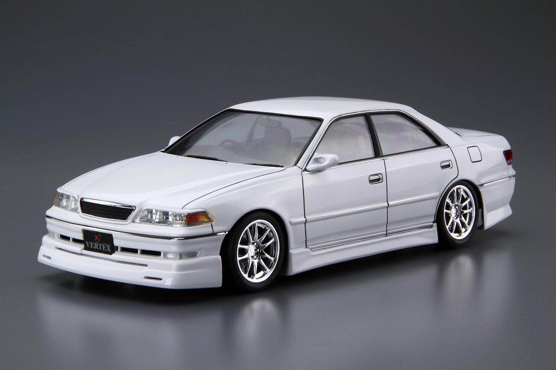 Aoshima 1/24 Vertex JZX100MarkII Tourer V '98 (Toyota)