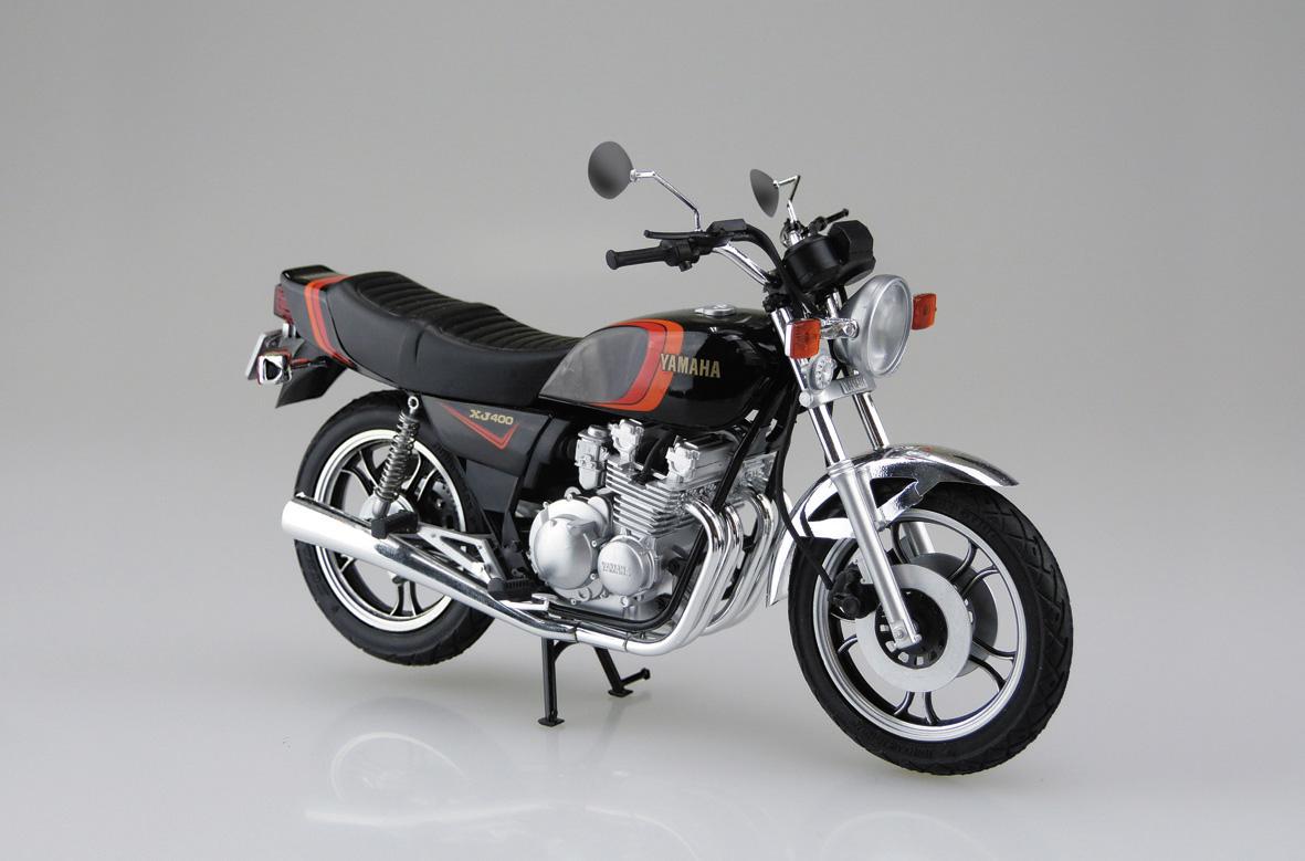 Aoshima 1/12 Yamaha 4G0 XJ400 '80