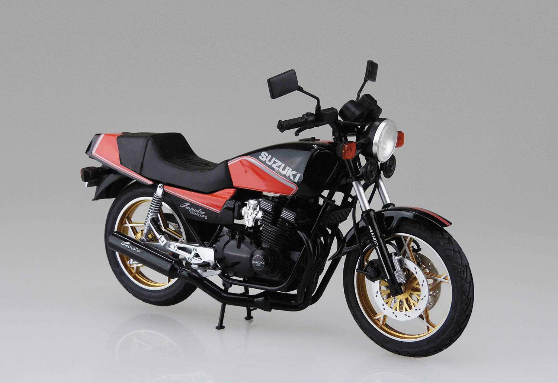 Aoshima 1/12 Suzuki GK72A GSX400FS Impulse '82