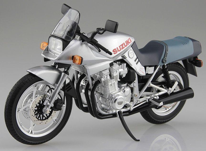 Aoshima 1/12 Suzuki GSX1100S Katana Motorcycle