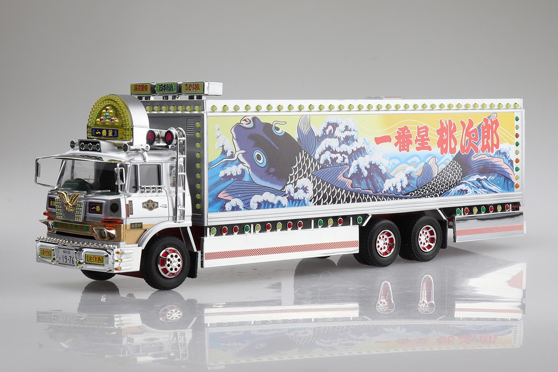 Aoshima 1/32 R/C Truck Boukyou Ichibanboshi