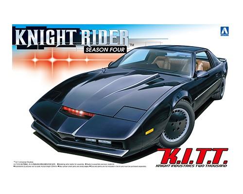 Aoshima 1/24 Knight Rider 2000 K.l.T.T, Season Four