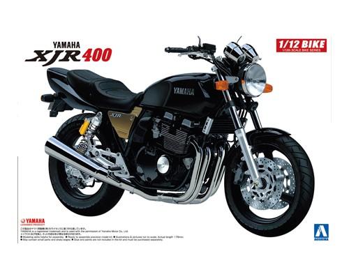 Aoshima 1/12 YAMAHA XJR400 (YAMAHA)