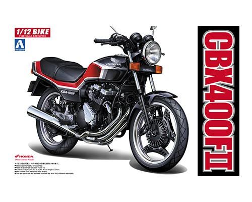 Aoshima 1/12 Honda CBX400FII