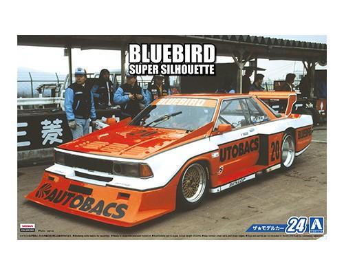 Aoshima 1/24 NISSAN KY910 BLUEBIRD SUPER SILHOUETTE '83