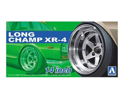 Aoshima 1/24 LONG CHAMP XR-4 14inch