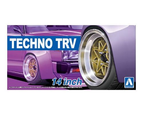 Aoshima 1/24 TECHNO TRV 14inch
