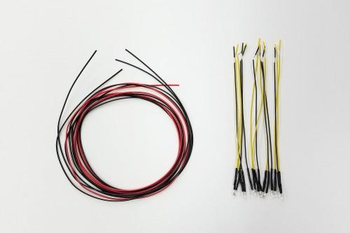 Aoshima 1/45 LED Set for EF66