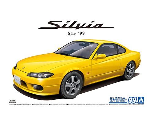Aoshima 1/24 NISSAN S15 SILVIA Spec.R '99
