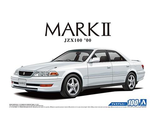 Aoshima 1/24 TOYOTA JZX100 MARKII TOURER V '00