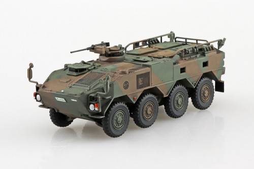 Aoshima 1/72 The Type 96 Wheeled Armored Personnel Carrier typeB Rapid Deployment Regiment