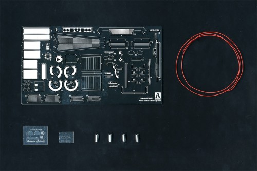Aoshima 1/24 LAMBORGHINI Countach Common Detail-Up Parts