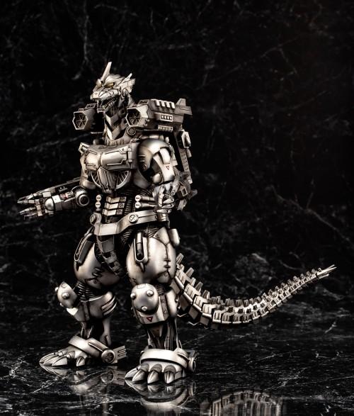 Aoshima  Mechagodzilla KIRYU Heavy Armor (9.45 Inch approx)