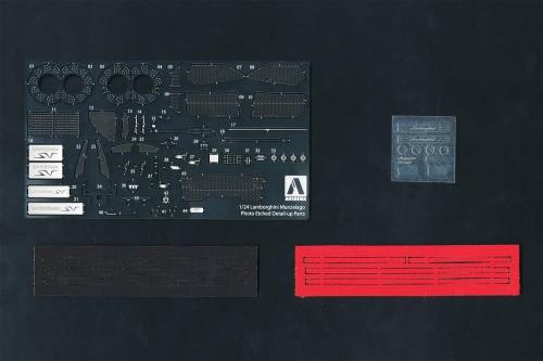 Aoshima 1/24 LAMBORGHINI MURCIELAGO Common Detail-Up Parts