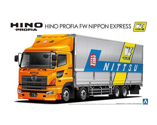 Aoshima 1/32 HINO PROFIA FW NIPPON EXPRESS