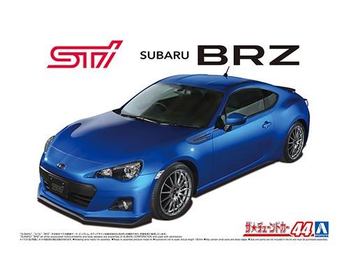 Aoshima 1/24 STI ZC6 SUBARU BRZ '12 (SUBARU)
