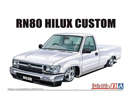 Aoshima 1/24 RN80 Hilux Custom 85 (Toyota)