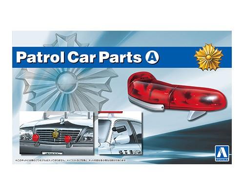 Aoshima 1/24 Light Bar The Tuned Parts Series Patrol Car Parts A