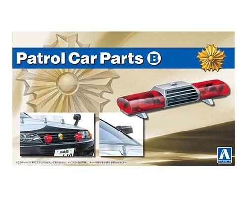 Aoshima 1/24 Light Bar The Tuned Parts Series Patrol Car Parts B