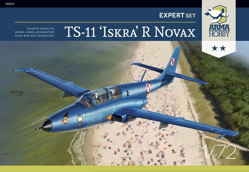 Arma Hobby 1/72 TS-11 Iskra R Novax Expert Set