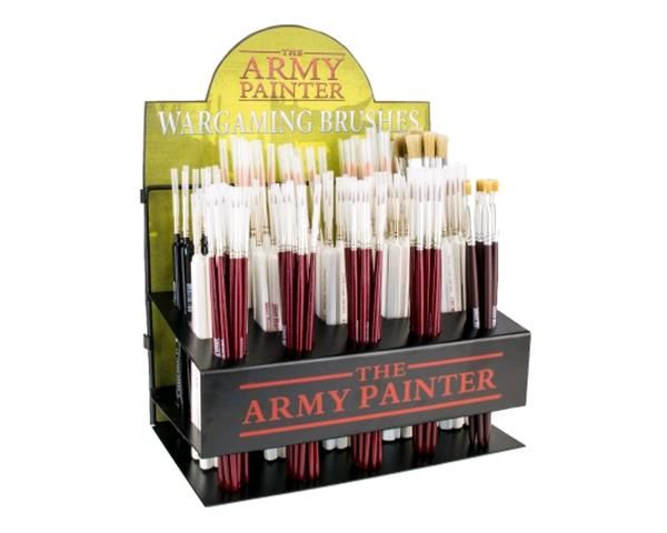 Army Painter Complete Brush range