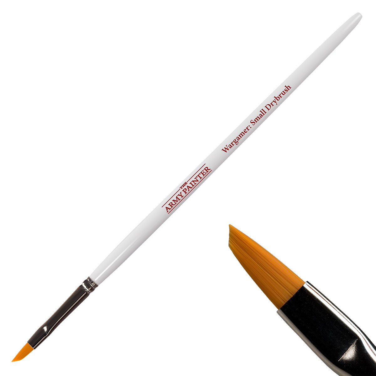 Army Painter Wargamer Brush - Small Drybrush