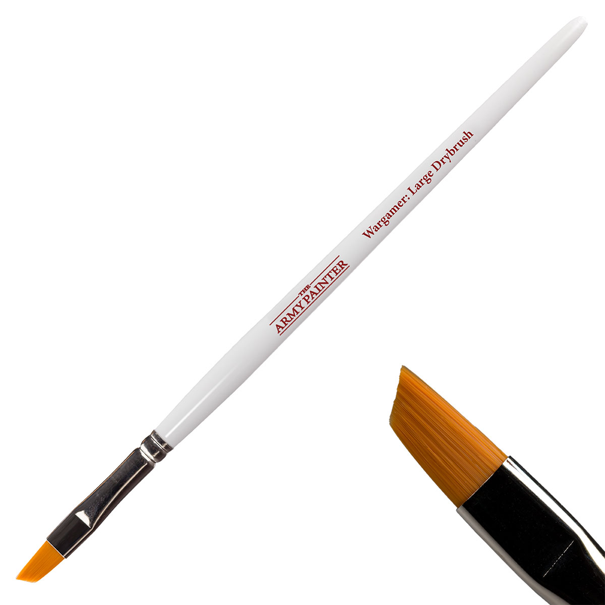 Army Painter Wargamer Brush - Large Drybrush