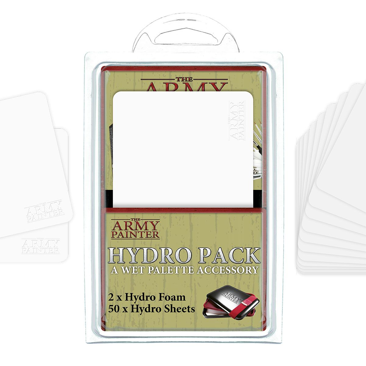 Army Painter Wet Palette Hydro Pack (refill)