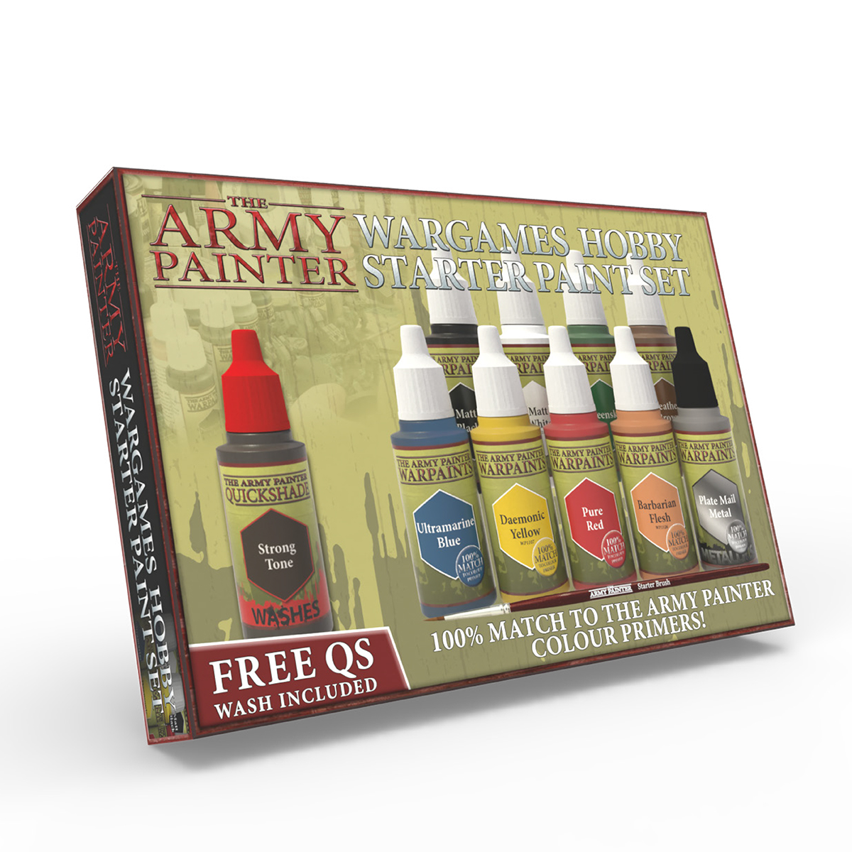 Army Painter Warpaints Starter Paint Set