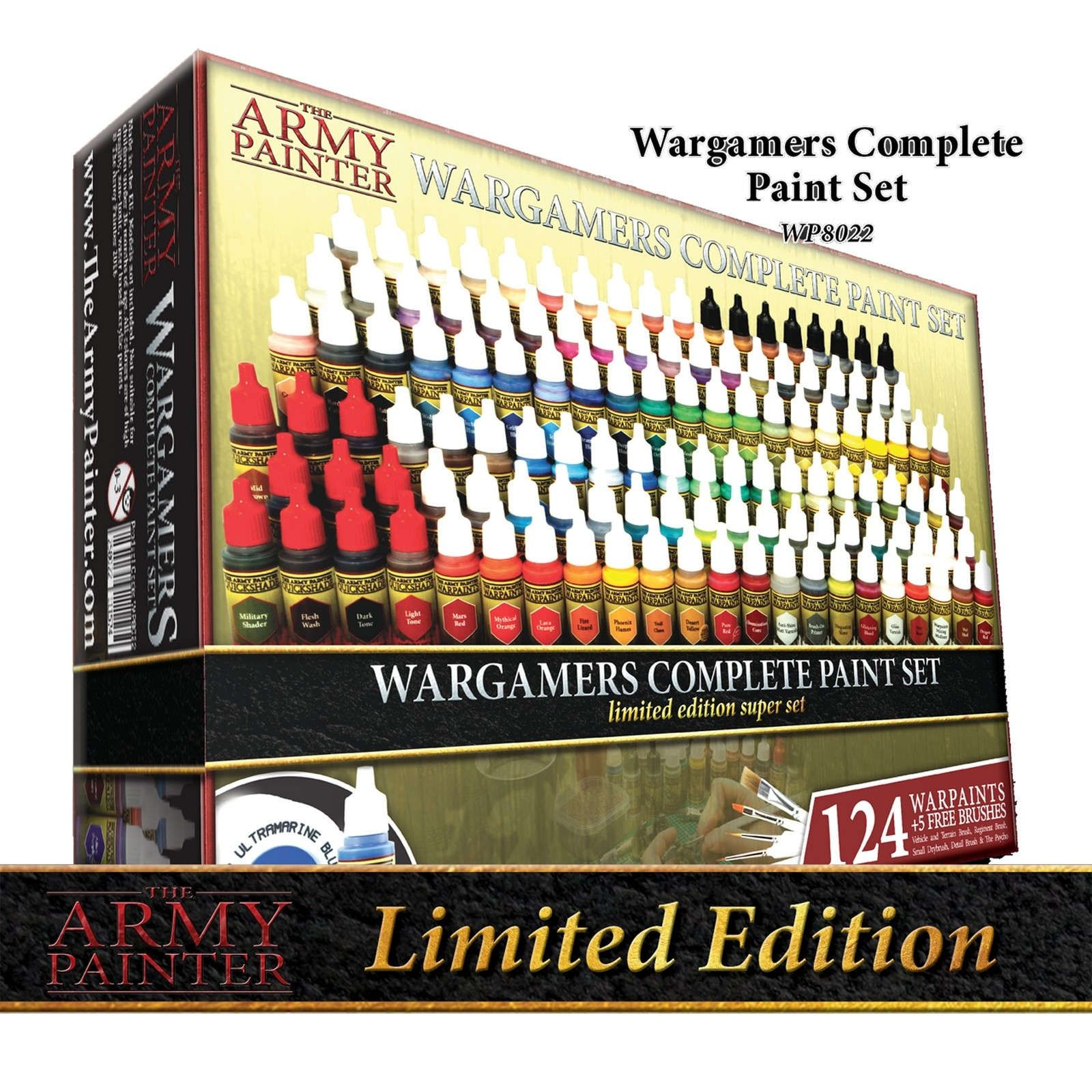 Army Painter Warpaints Complete Paint Set