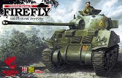 Asuka 1/35 British Sherman 5C FIREFLY