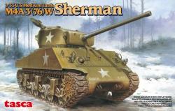 Asuka 1/35 M4A3(76)W Sherman