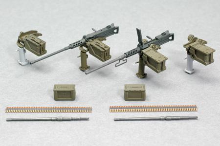 Asuka BROWNING M2 Machine Gun Set B w/ cradle