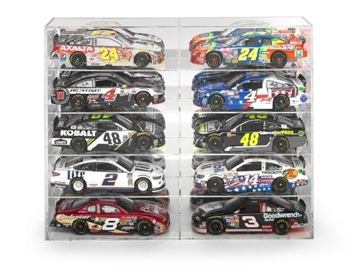 Auto World 10 Car Acrylic Display Case