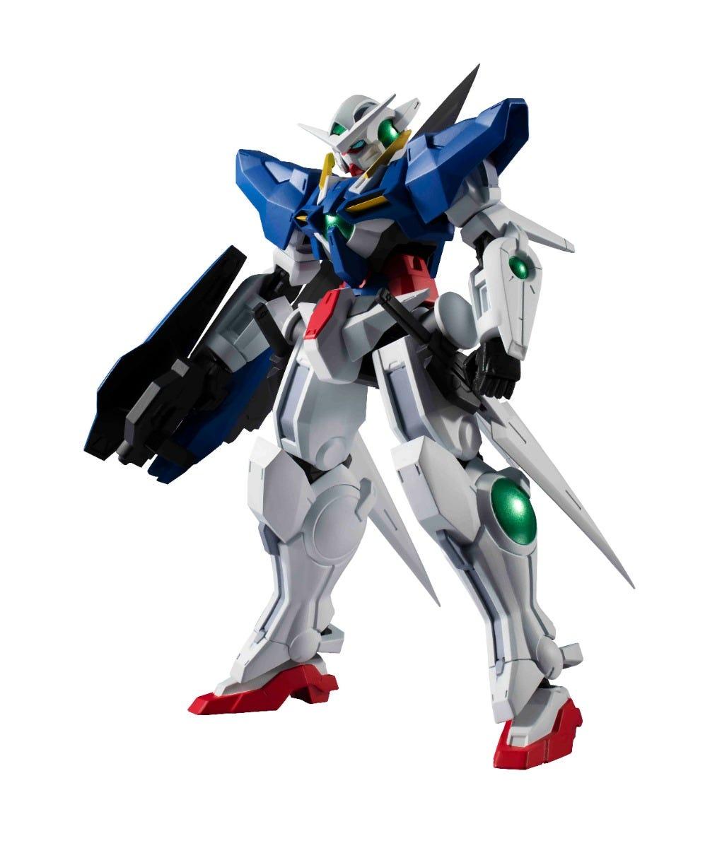 """Bandai Spirits Gundam Universe GN-001 Gundam Exia """"Mobile Suit Gundam 00"""", Model Kit"""