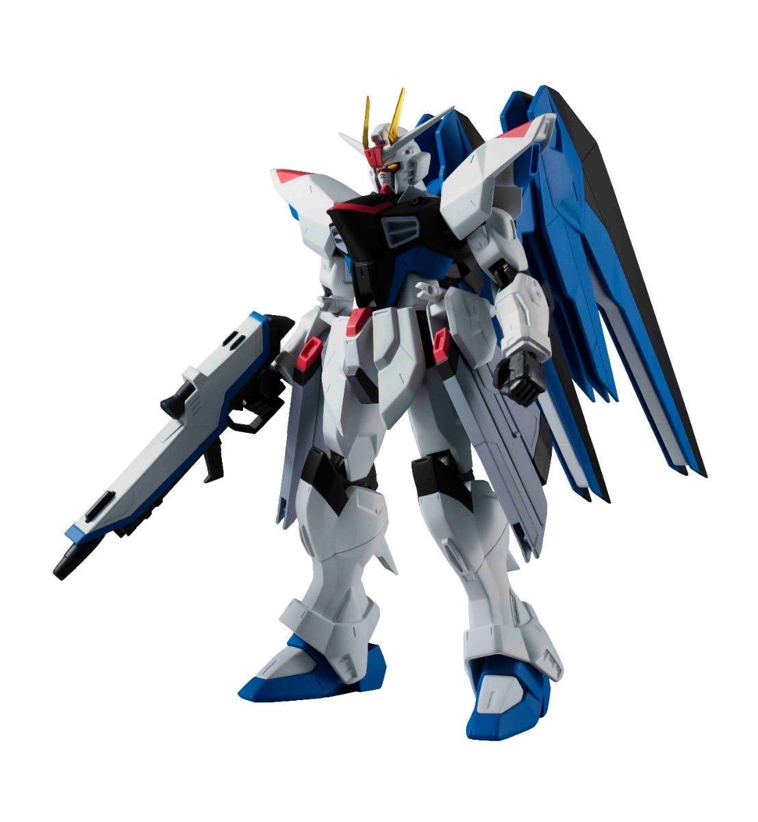 "Bandai Spirits Gundam Universe ZGMF-X10A Freedom Gundam ""Mobile Suit Gundam Seed"", Model Kit"