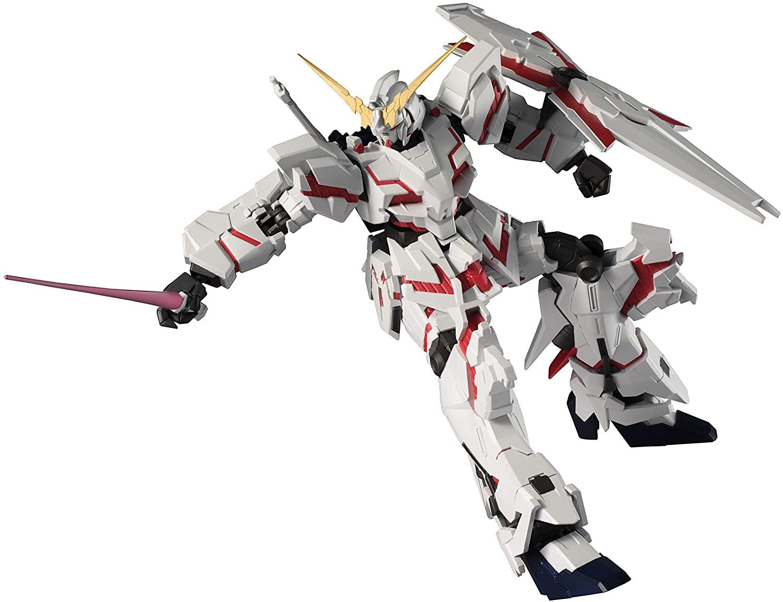 "Bandai RX-0 Unicorn Gundam ""Mobile Suit Gundam Unicorn"", Bandai Gundam Universe"