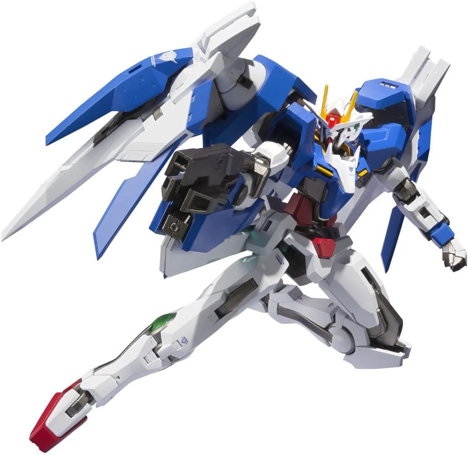 "Bandai 00 Raiser + GN Sword III ""Gundam 00"", Bandai Metal Robot Spirits"