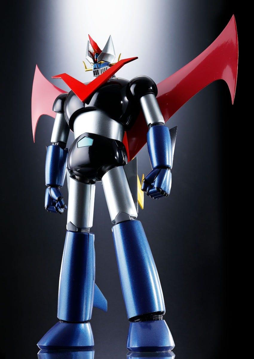 "Bandai GX-73 Great Mazinger D.C. ""Great Mazinger (Television Anime Ver.)"", Bandai Soul Of Chogokin"